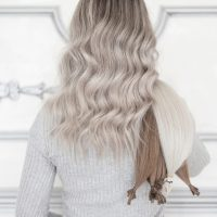 Let's face it. Sometimes transitioning to grey hair can be boring. Don't be tempted to start dyeing again! Why not switch it up with these fun accessories for grey hair?