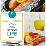 In the summer time many of us look to make positive changes to our diets and our lifestyles. Here are some recipes that will fuel you for a healthier week and a happier body.